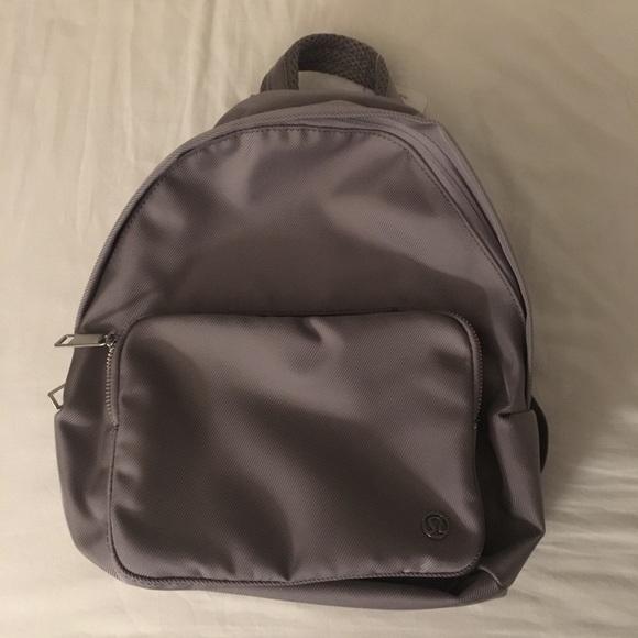 8c782ff2528e NWT lululemon Everywhere Mini backpack